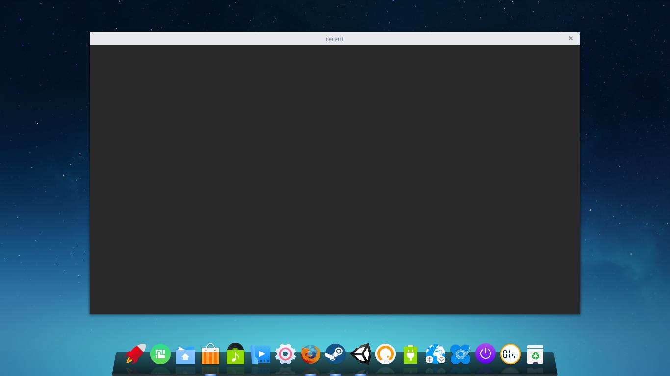 Unity won't open - 'recent' black screen - Unity Forum