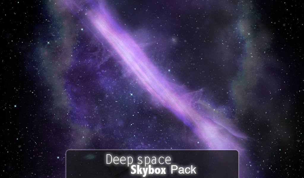 Space themed skyboxes with bundle pack option [Coming soon
