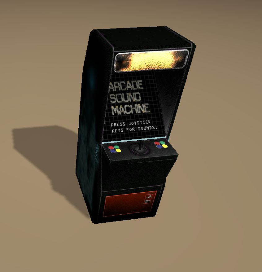 Retro sound generator / editor - ArcadeSoundMachine [RELEASED