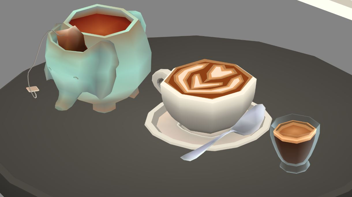 Assets - [WIP] [FREE] Low Poly Unlit Drink Props - Unity Forum