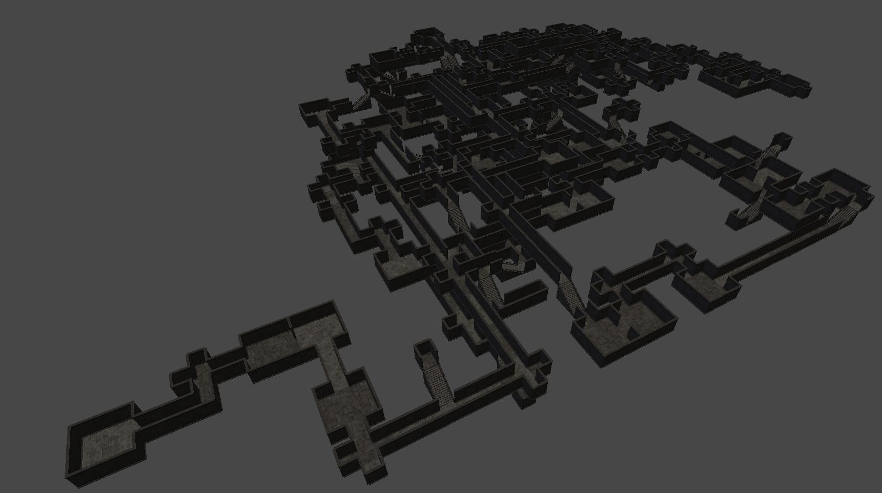 DunGen - large maze - 0001.PNG