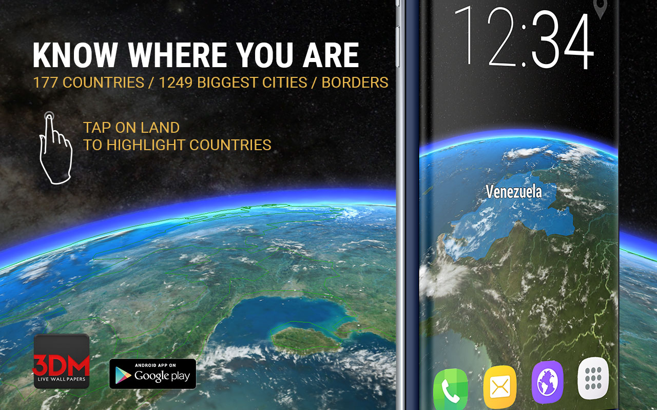 1st Earth Time Lapse on mobile devices: Released [PromoCodes