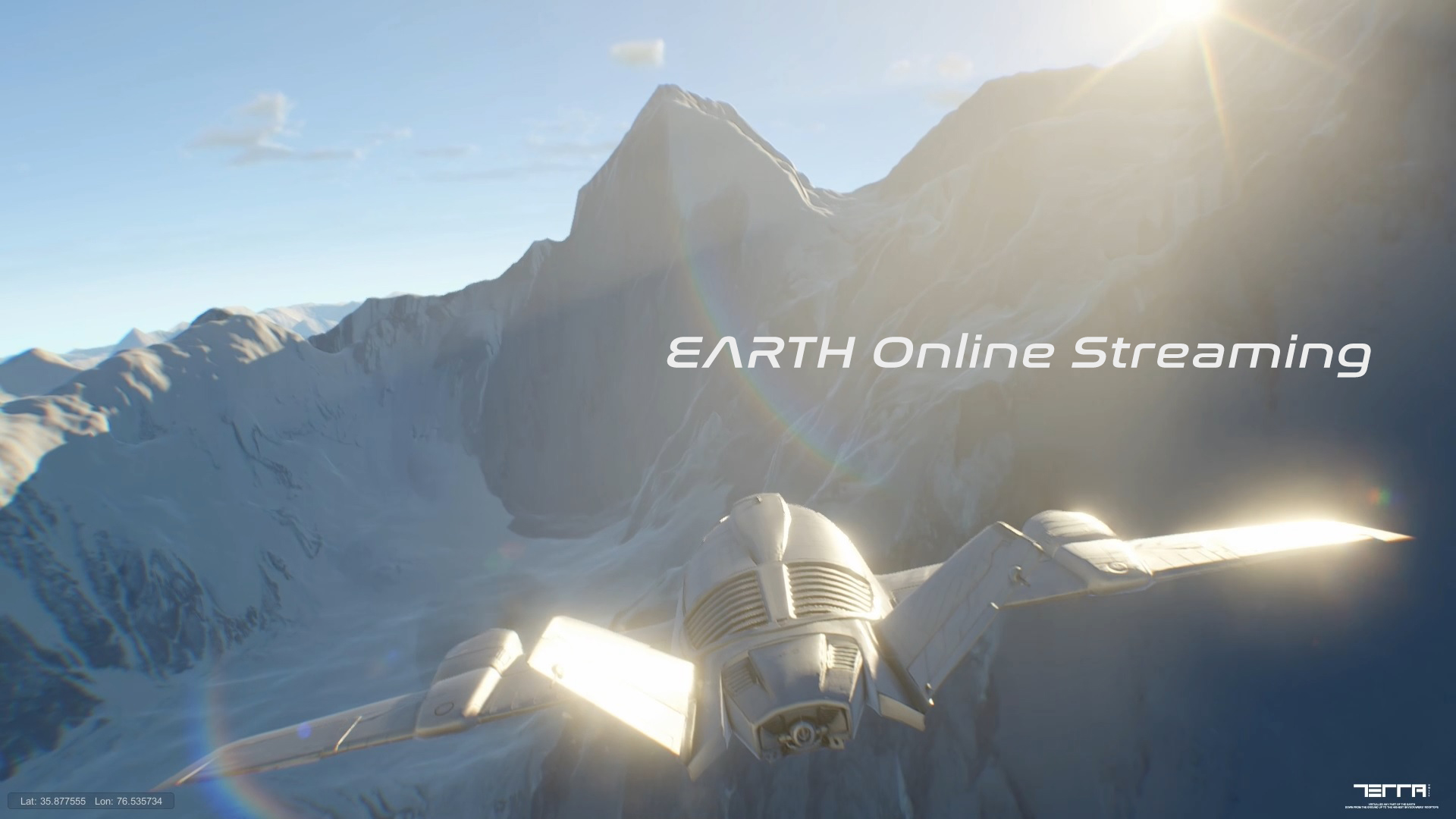 Released Terraland 3 Streaming Huge Real World Custom Terrains High Definition Video Of Earth To Be Streamed Online