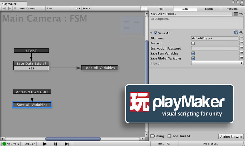PlayMaker - Visual Scripting for Unity | Page 59 - Unity Forum