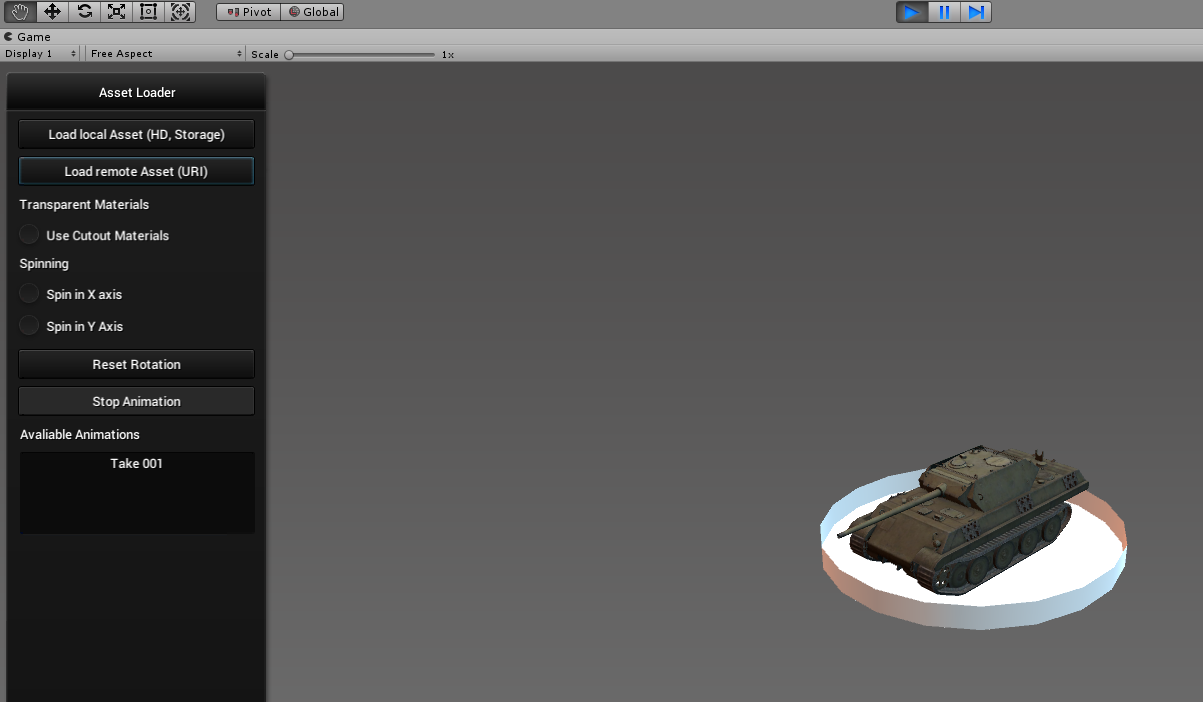 Released] TriLib - Model loader package   Page 12 - Unity Forum
