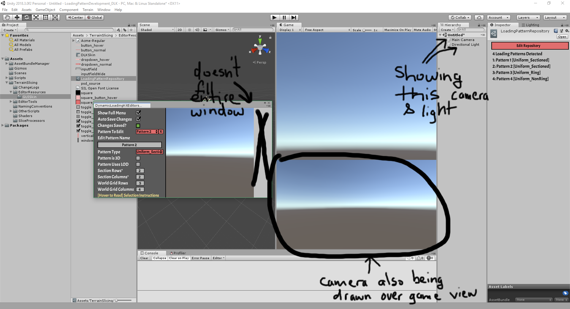 Writing an Editor Window that mimics the Scene View - Unity Forum