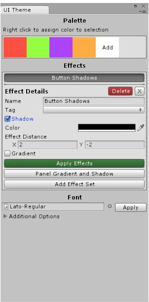 how to change scenes in unity with button