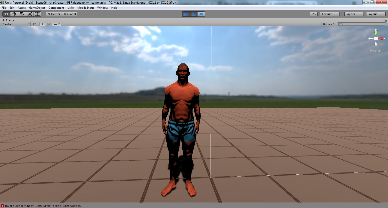 UMA - Unity Multipurpose Avatar on the Asset Store! | Page