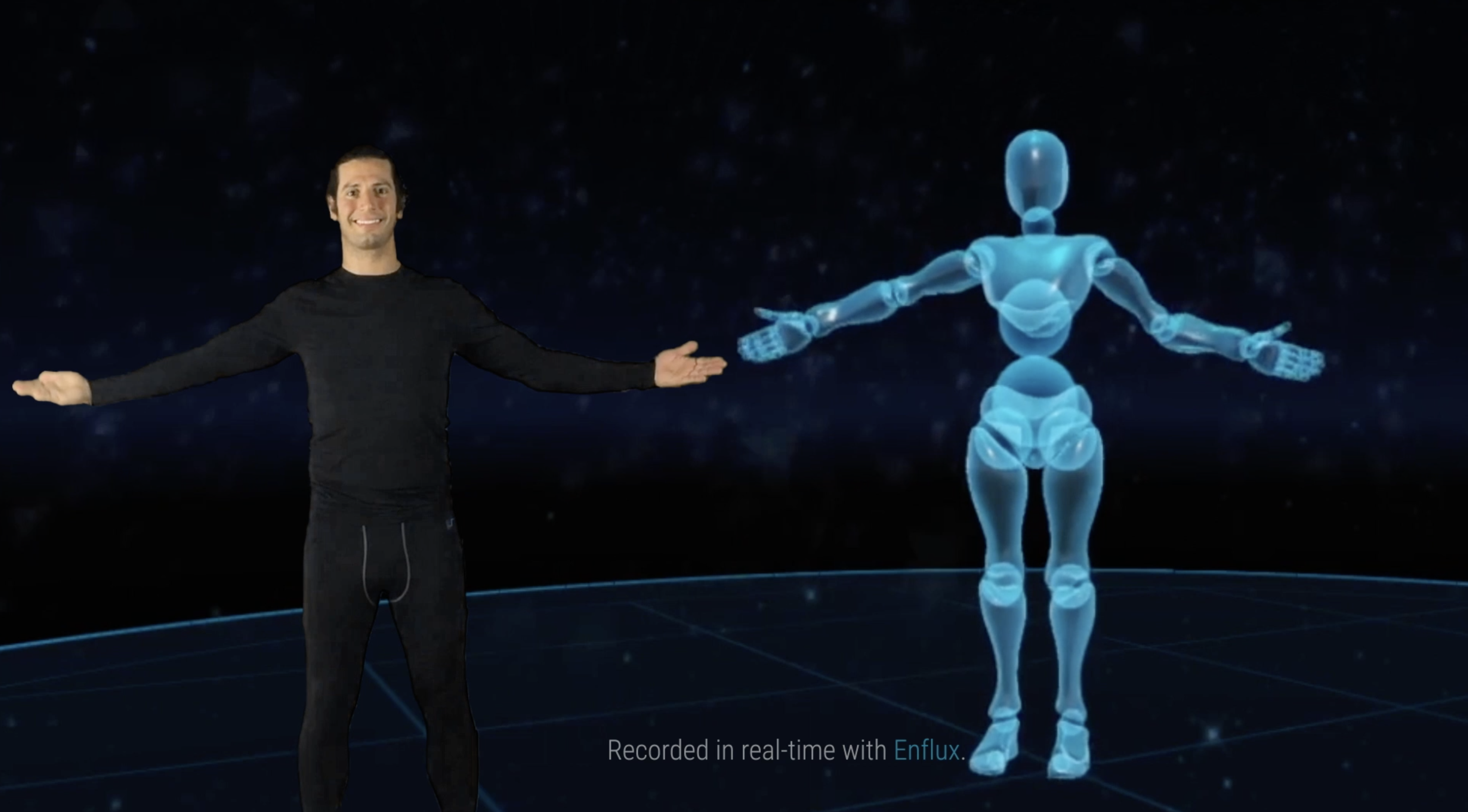 Unity and Motion capture with Enflux - Unity Forum