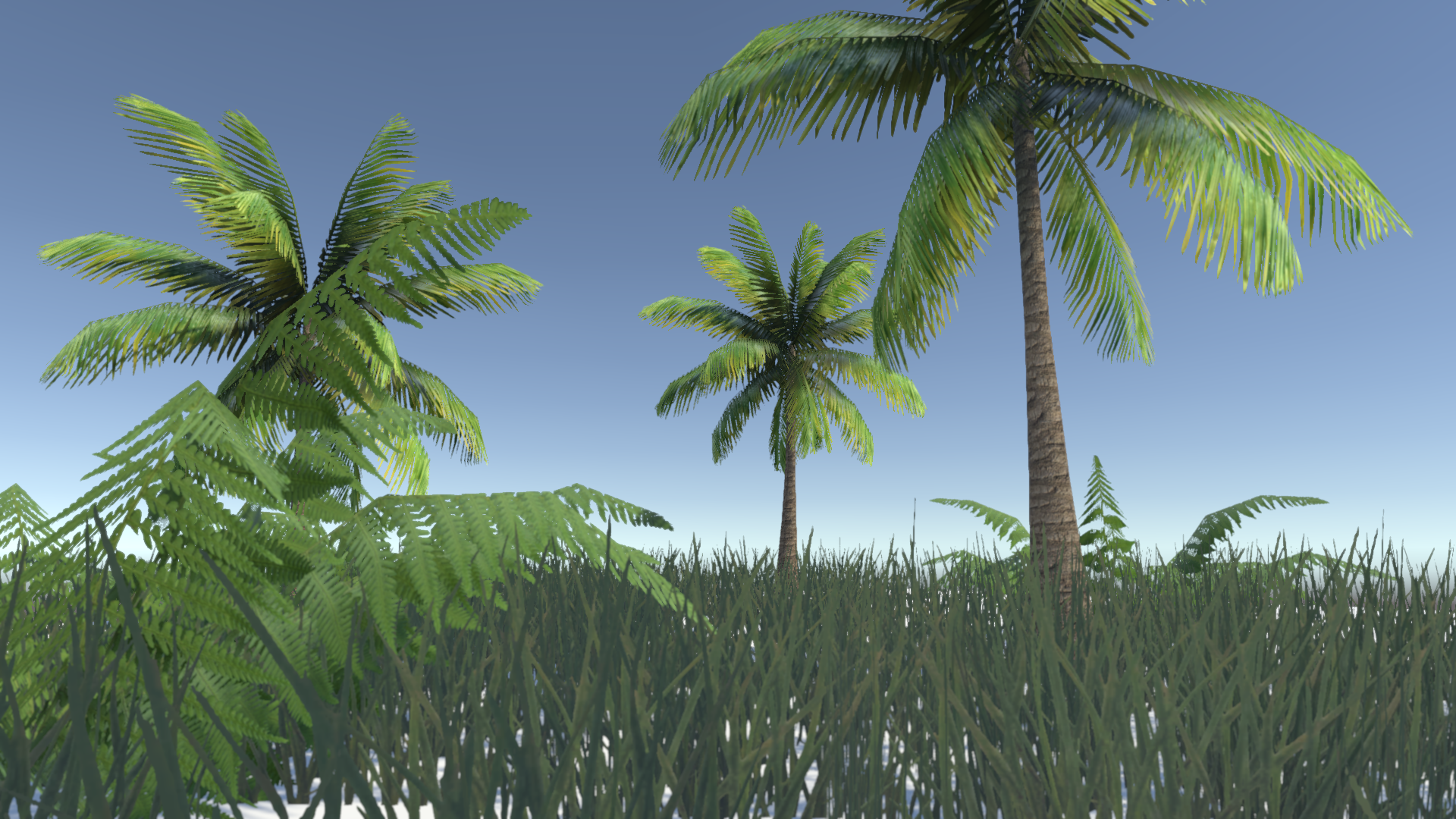 Shader] Enhanced Foliage Free  Non Terrain grass and leaves