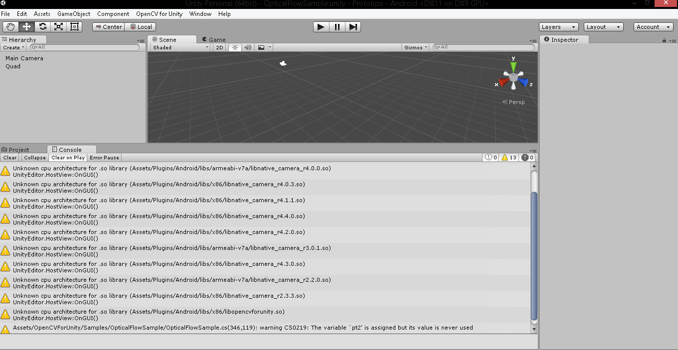 RELEASED] OpenCV for Unity | Page 7 - Unity Forum