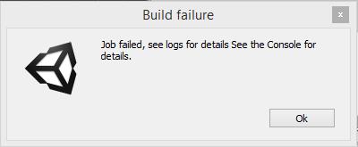 Getting This Build Error - Unity Forum