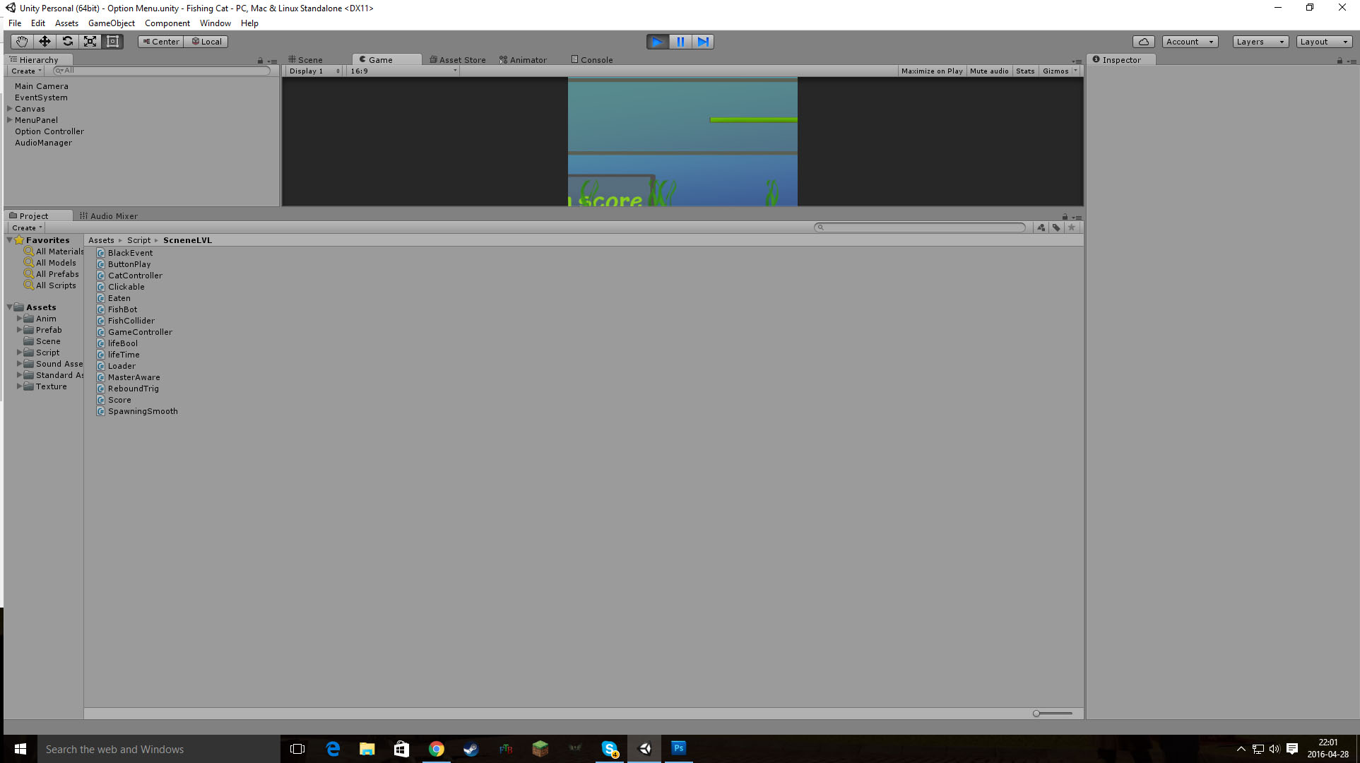 Canvas scaling with my window? - Unity Forum