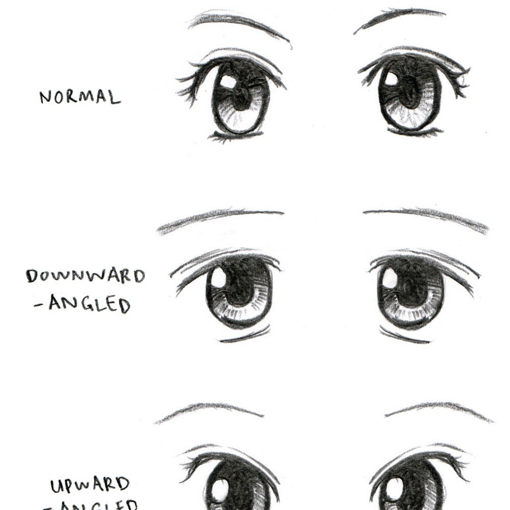 How To Draw Eyes Of A Girl Solution For How To For Dummies