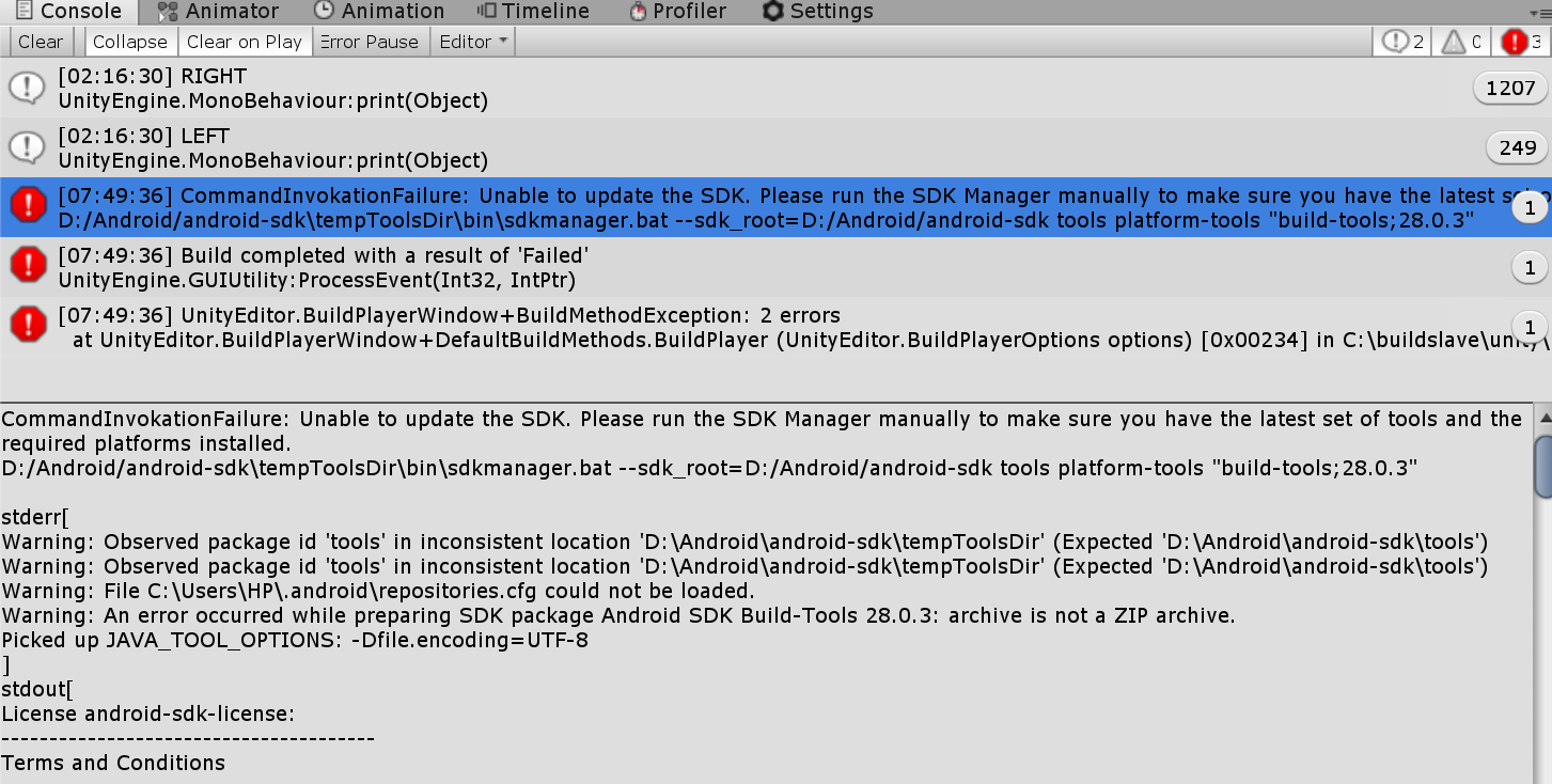 Java 9 (JDK 9) support by Unity Android | Page 2 - Unity Forum