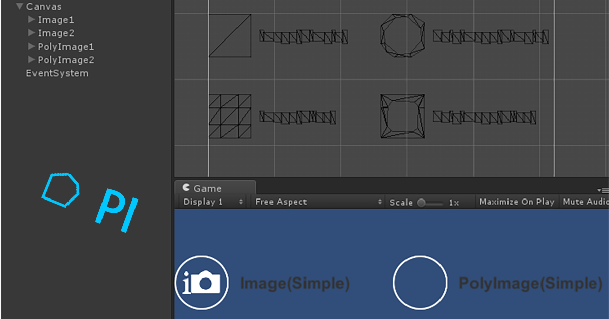 PolyImage - Support Polygon Sprite in UGUI Image - Unity Forum