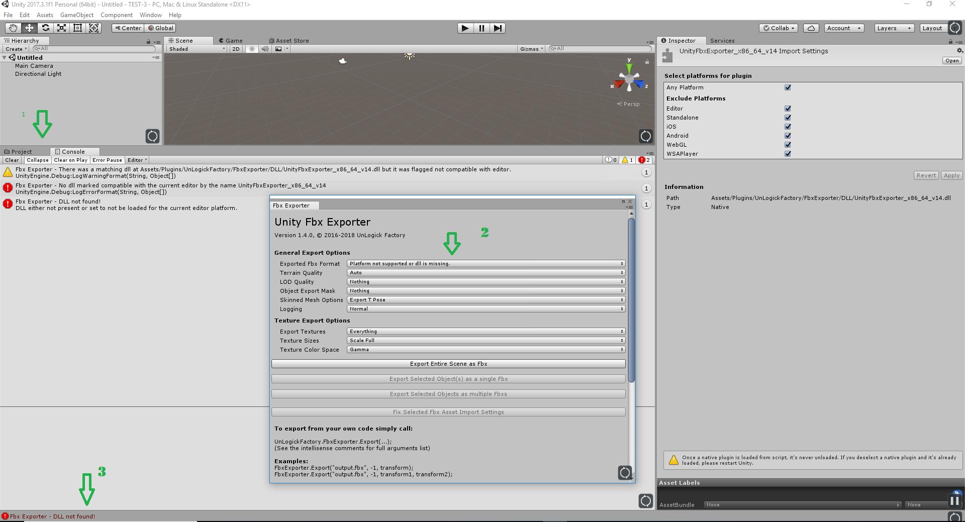 fbx exporter error.png