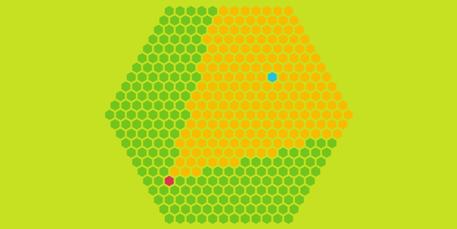 Grids Pro: A library for hex, tri, polar and rect grids [New