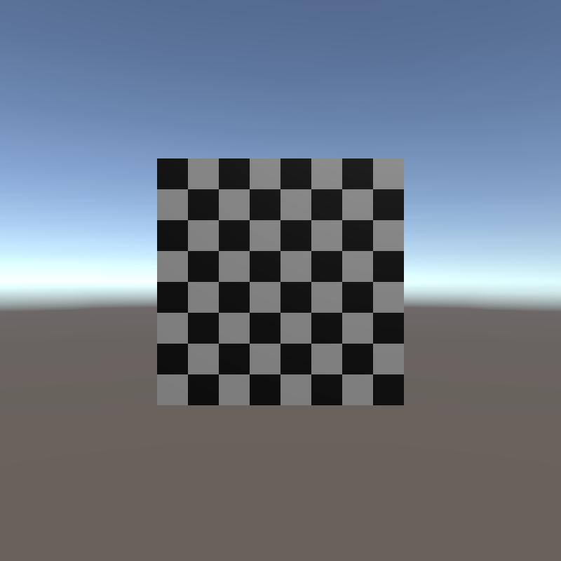 Tutorial - Checker Board Texture (Scripting, Code) - Unity Forum