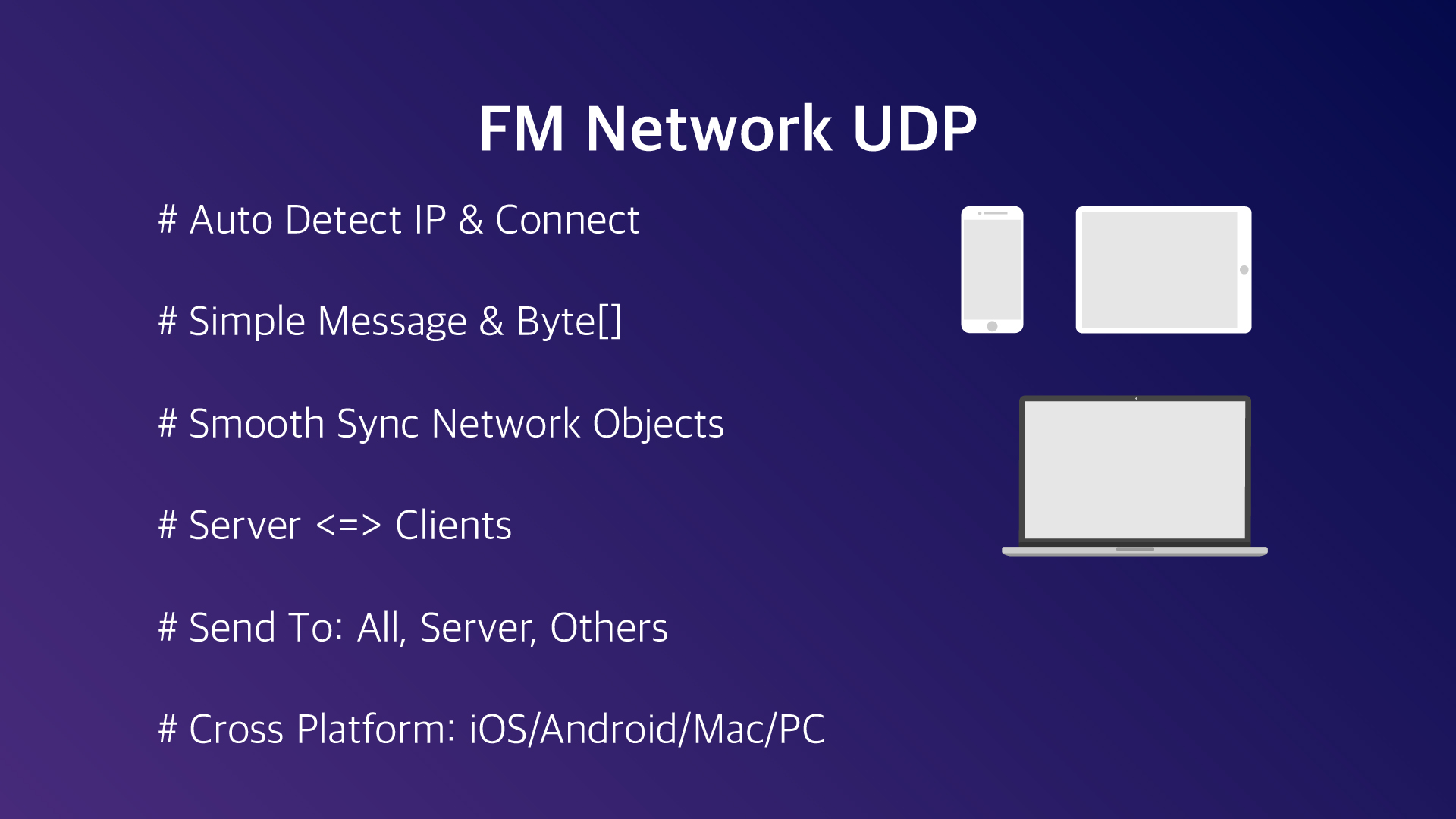 Release] FM ExhibitionToolPack - [New in v1 09] Cross
