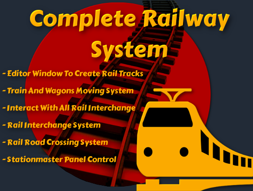 RELEASED] Complete Railway Model System Editor Extension