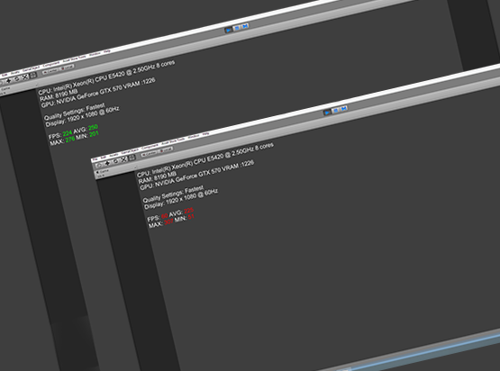 Released] Easy Framerate Counter - Unity Forum