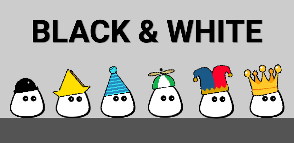 Android] [Free] Black & White - An addictive endless runner  My