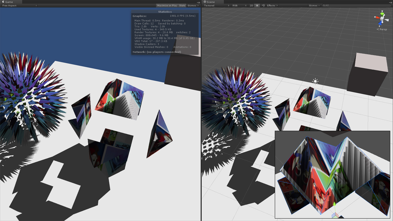 Geometry shader issue with supporting shadows - Unity Forum