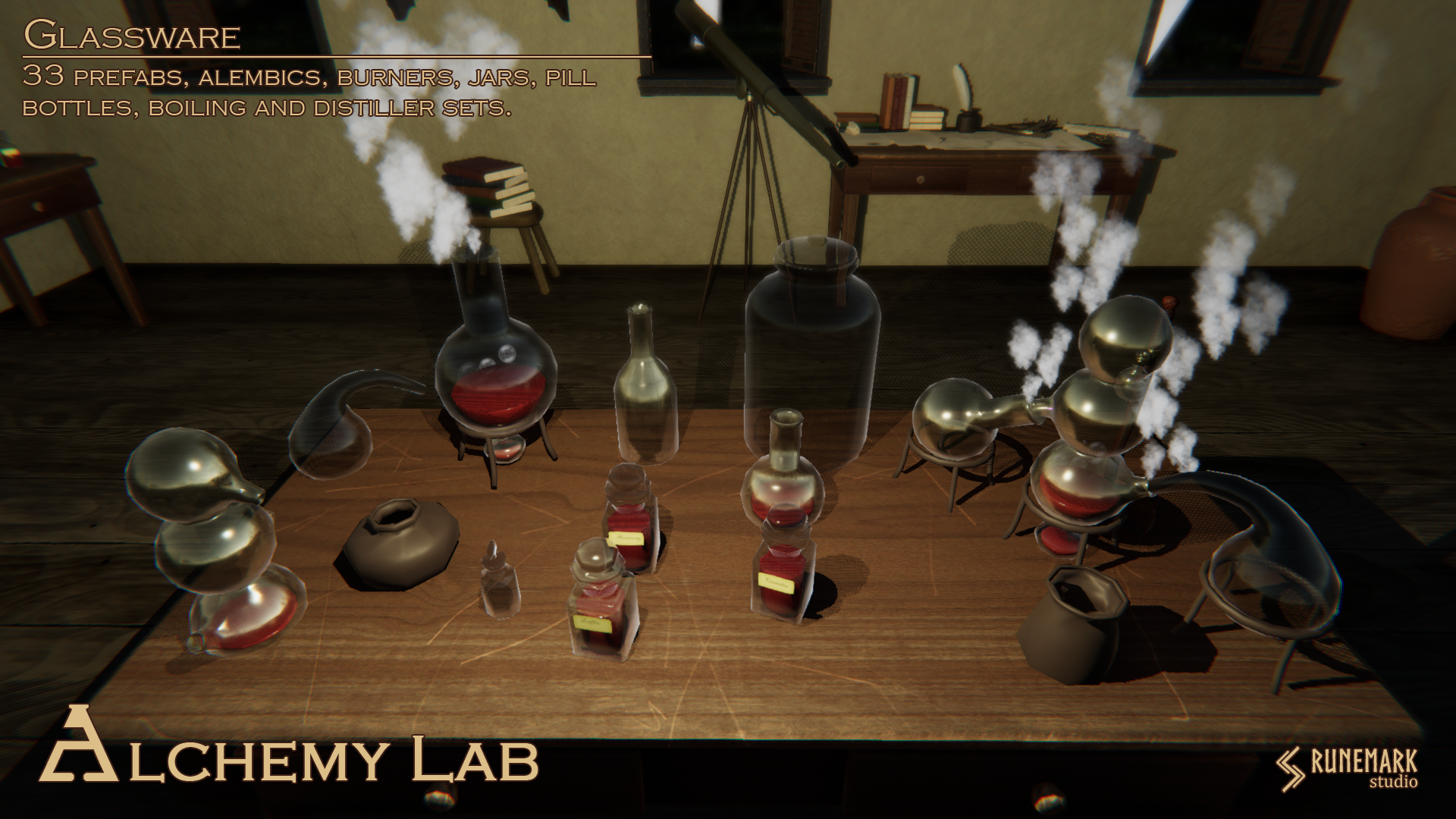 released pbr alchemy lab unity forum