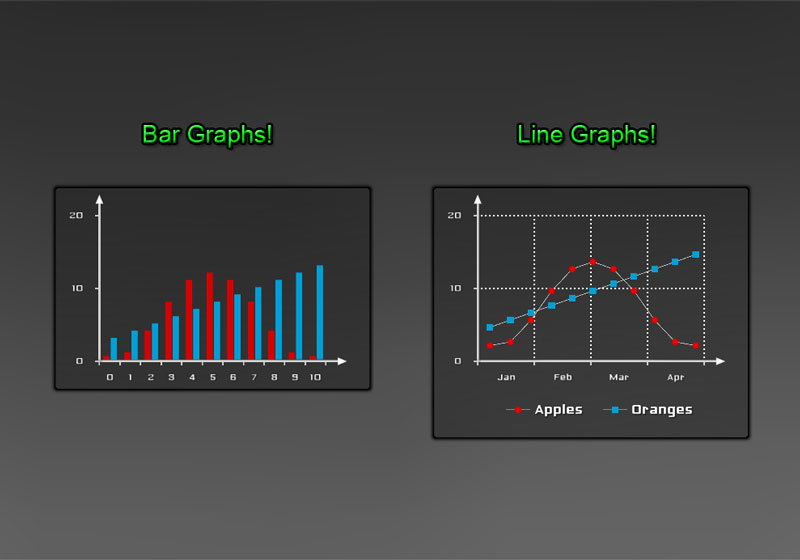 Line Drawing Unity : Released graph maker ugui ngui dfgui line graphs bar