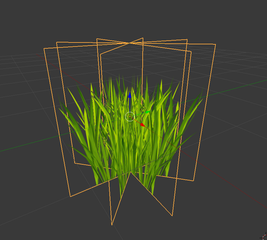 how to add meshes to planes unity