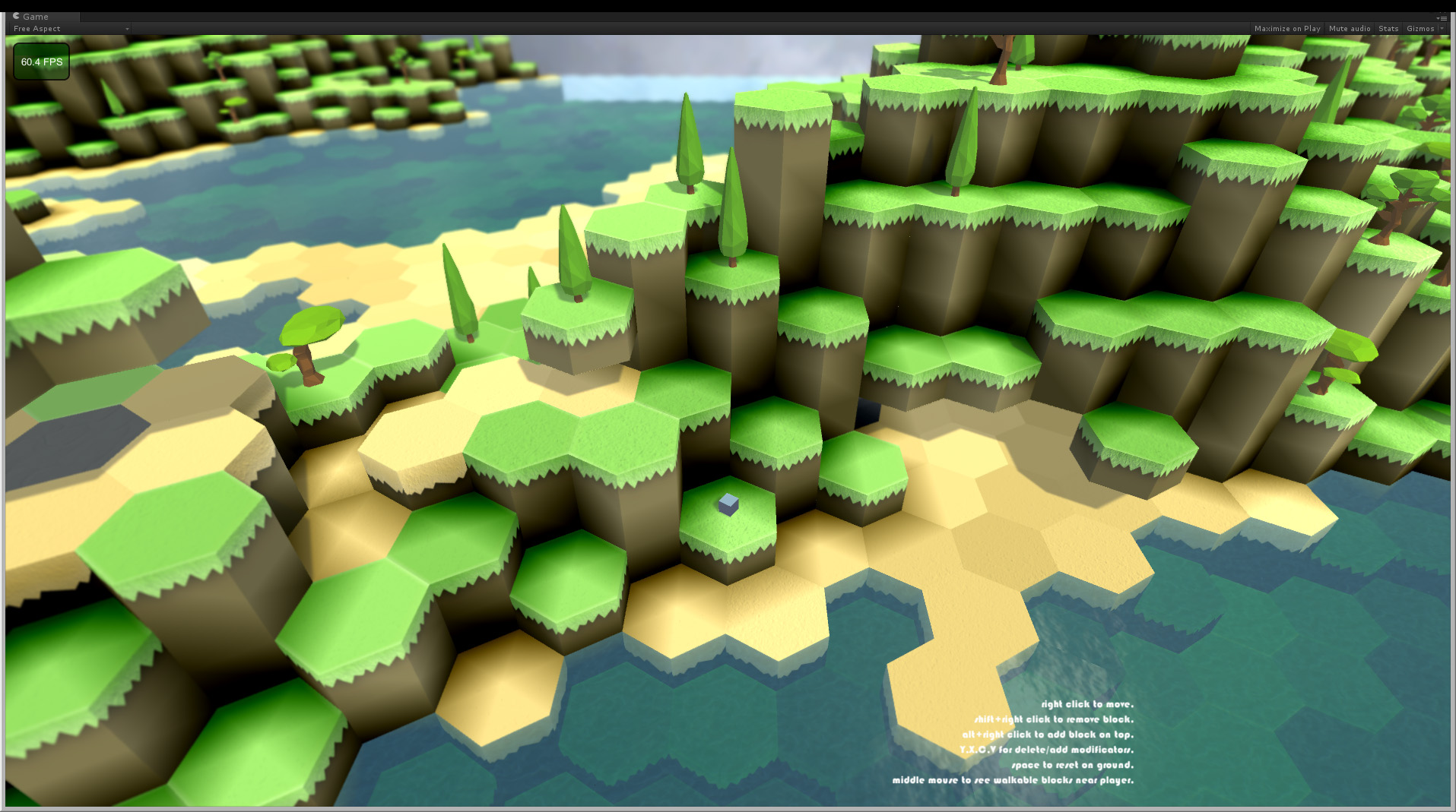 Procedural Hex-Voxel-World looking for gameplay    - Unity Forum