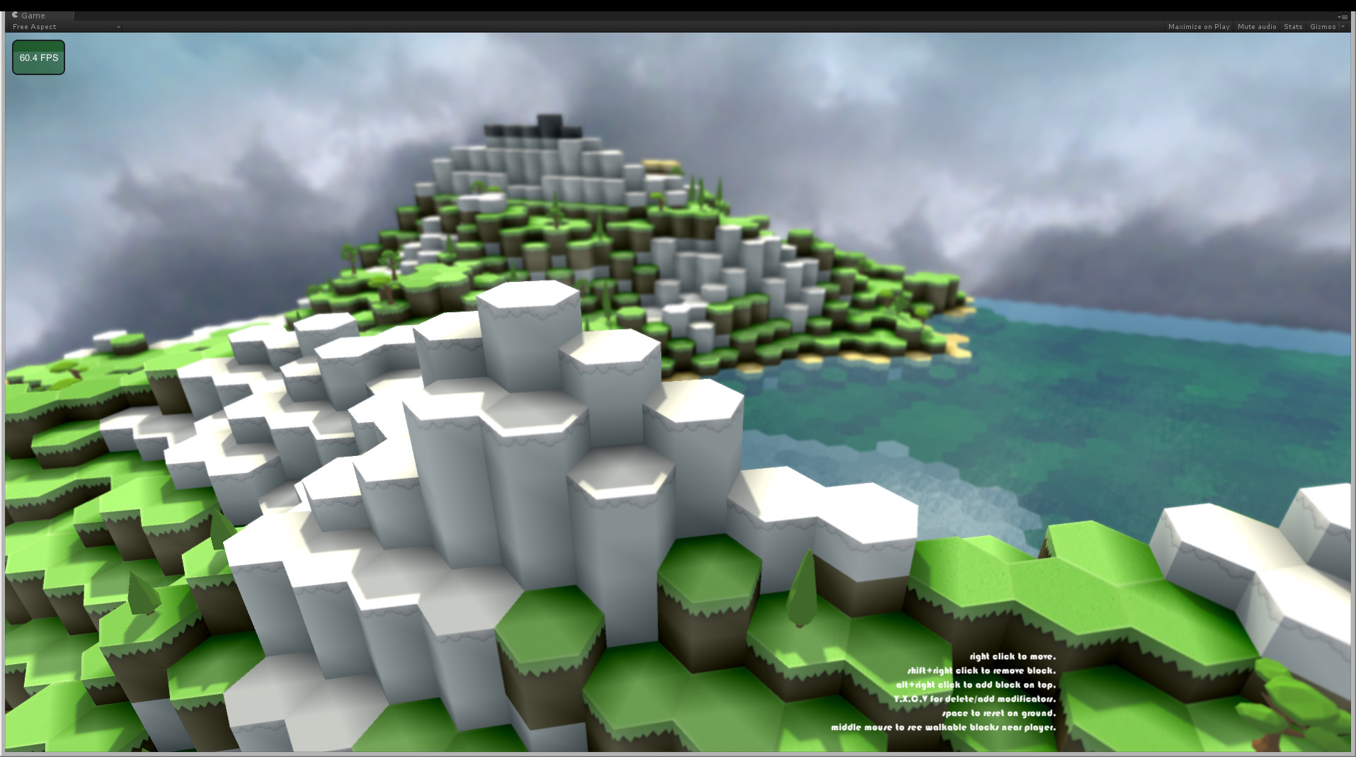 Procedural hex voxel world looking for gameplay unity community hexvox201g hexvox202g hexvox203g sciox Images