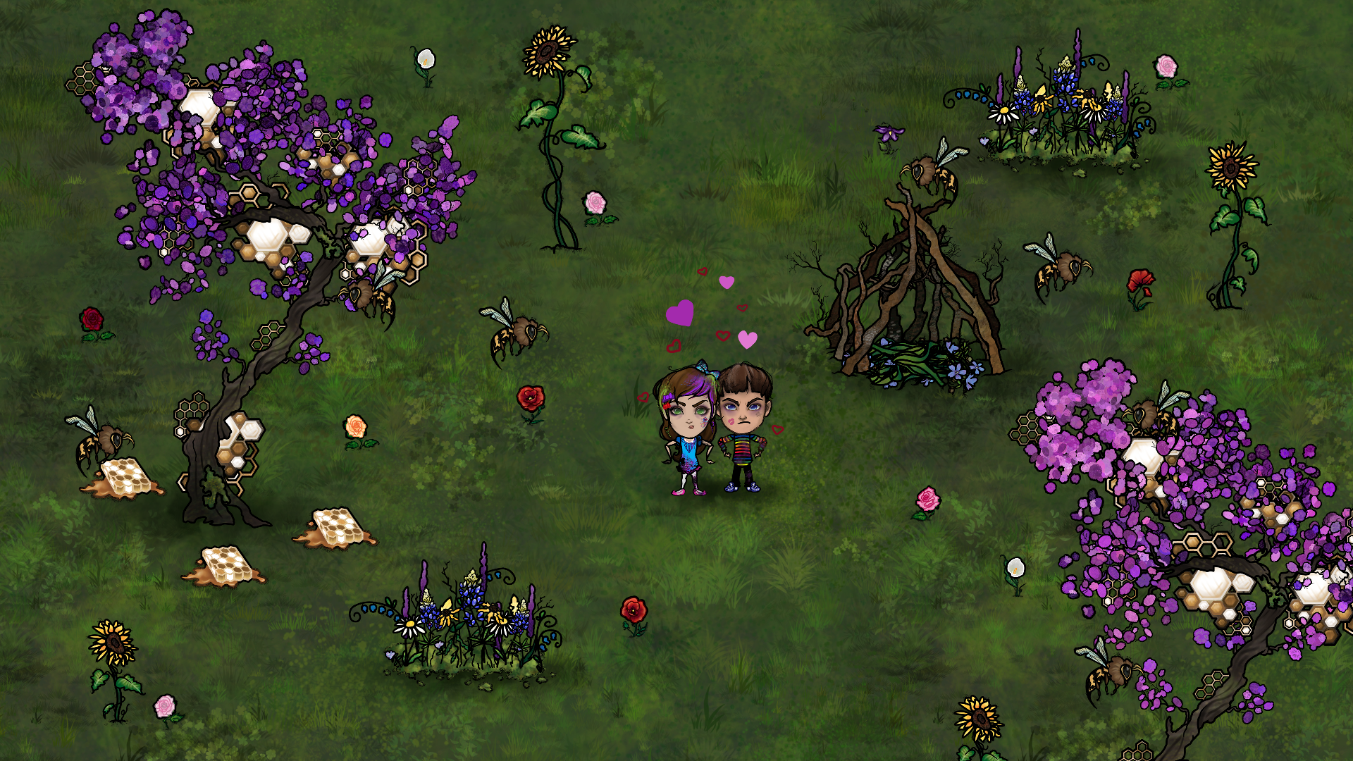 HoneyTreeCampsite with new grass 1080.png