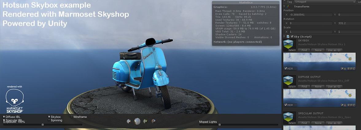 $Hotsun_cloudy_Skybox_example_Marmoset.jpg