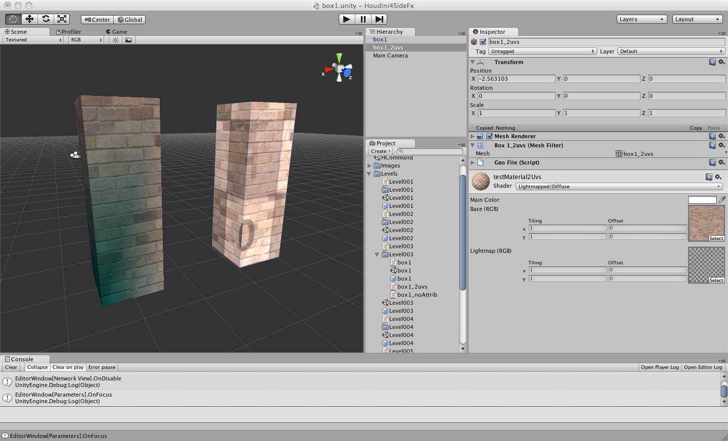 is houdini supported? - Unity Forum
