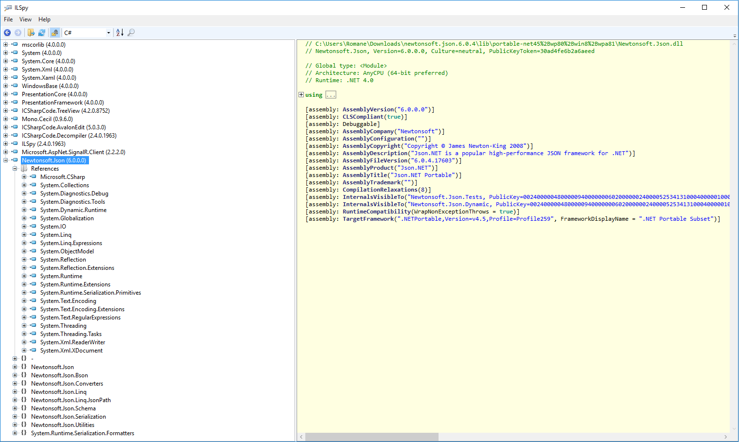 NET 4 6 Dll's references problem - Unity Forum