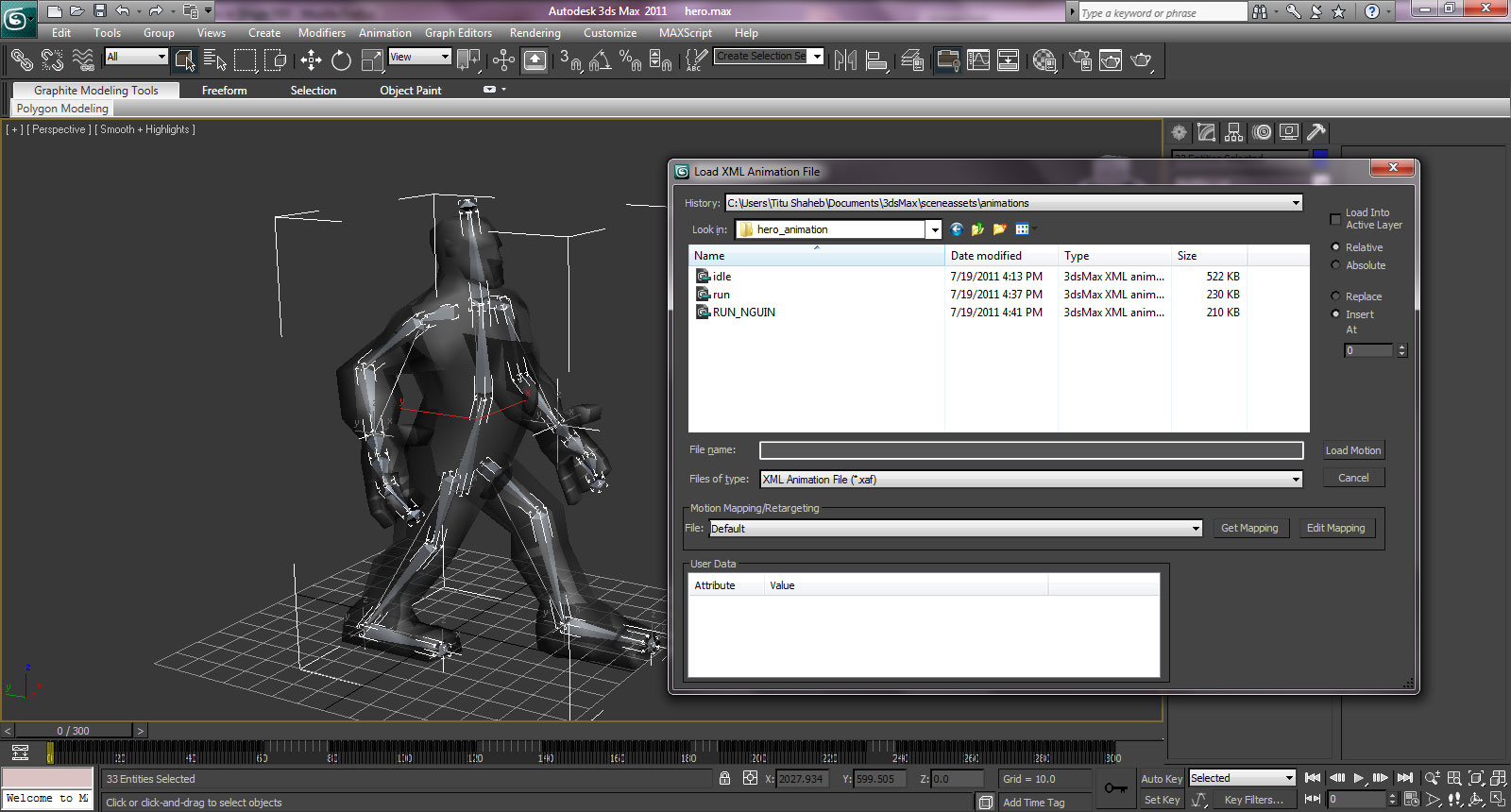 3DS Max: Export Multiple Animations in Single FBX - Unity Forum