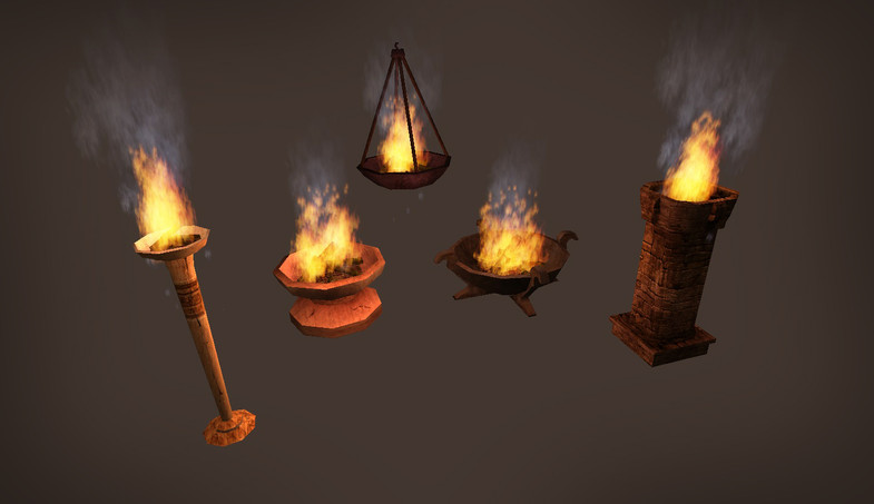 Released Medieval Lightsources Pack V2 0 Unity Community
