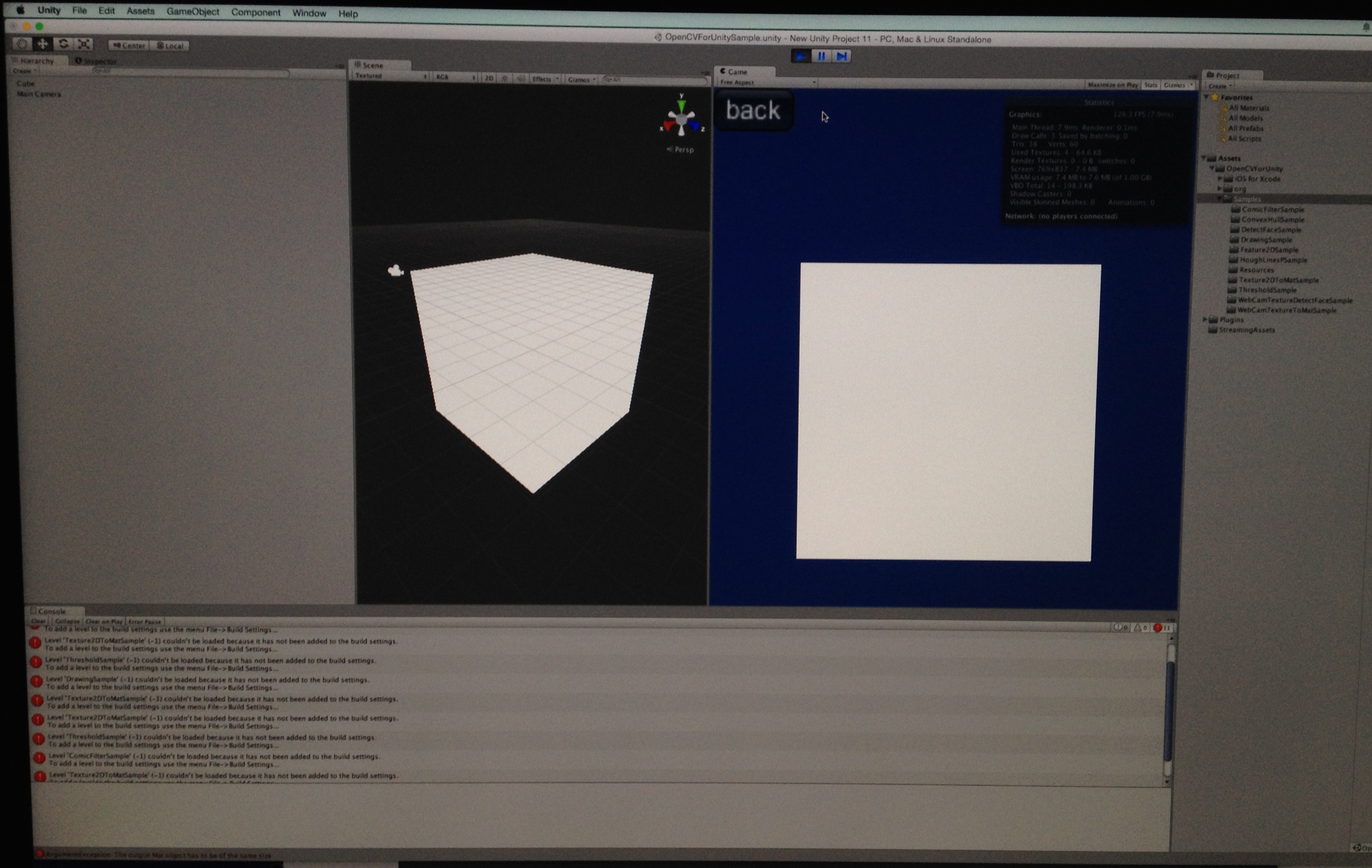Opencv Videocapture Thread