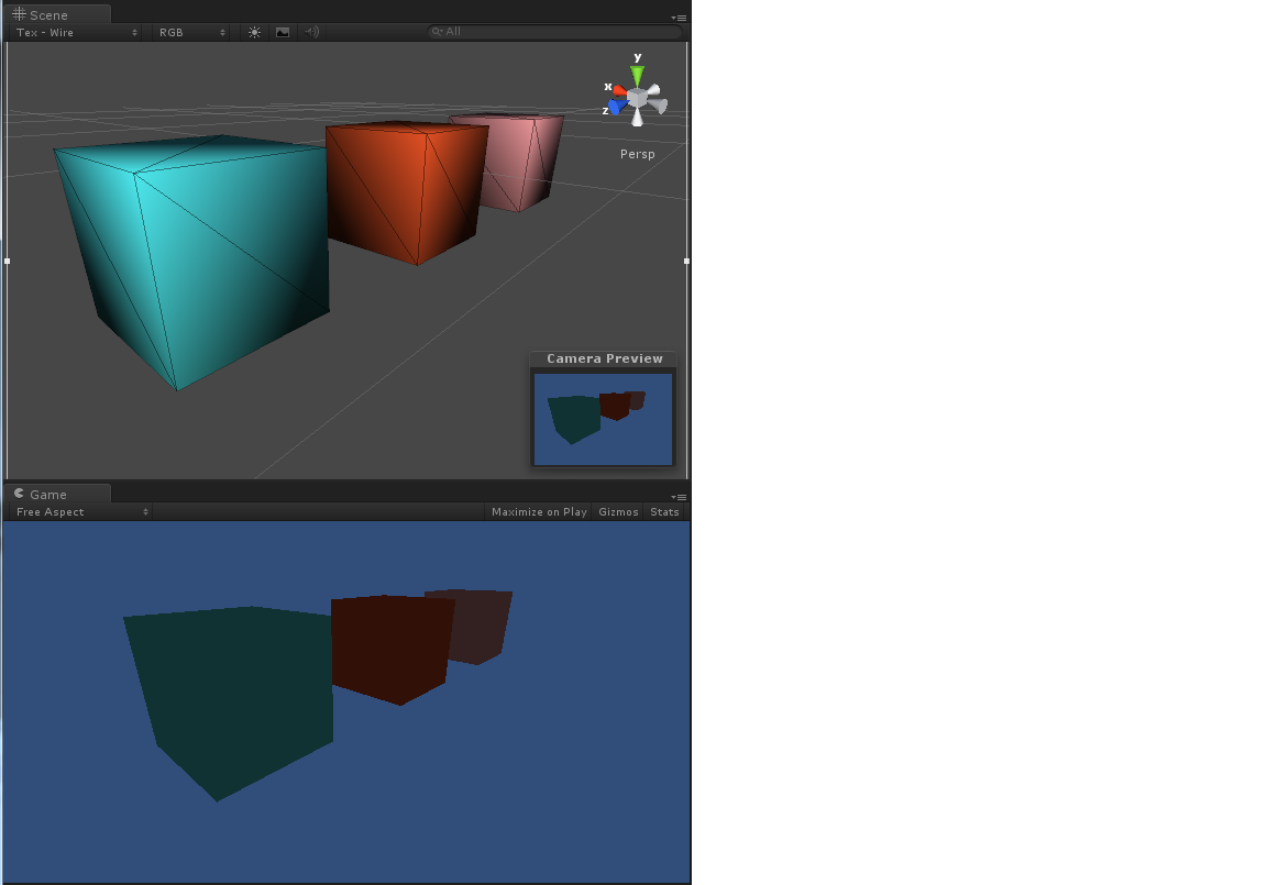 Importing semitransparent materials from C4D into Unity 3D