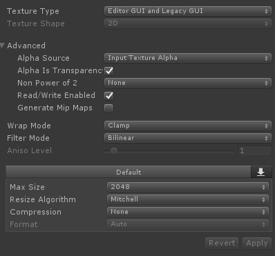 IMGUI Color Space problems on Mac and Xbox One  - Unity Forum