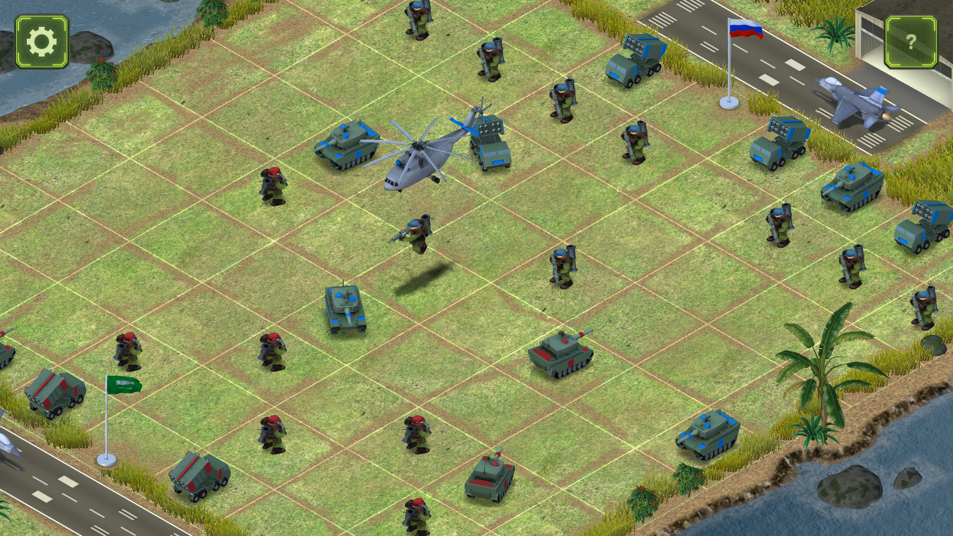 Android] Board Battlefield - turn based strategy game - Unity Forum