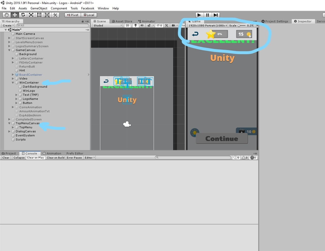 Problem with layers - Unity Forum