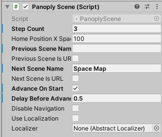Inspector Panoply settings.png