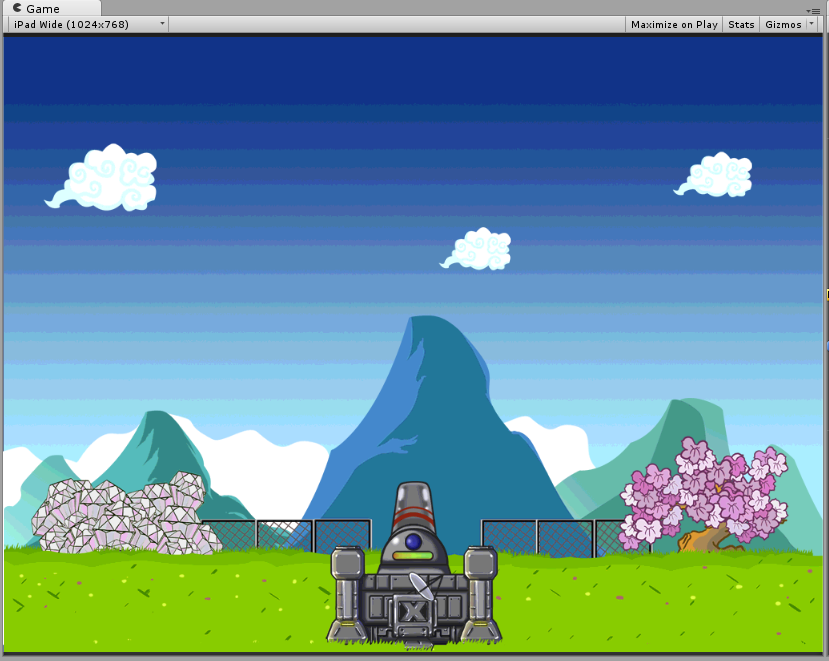 Unity 2d background sprite for all mobile device resolution - Unity