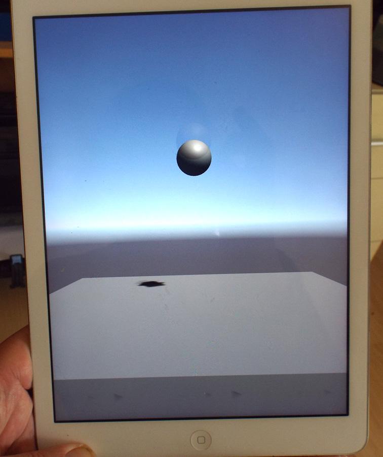 iPad screen freeze, corrupt black screen, auto-rotation