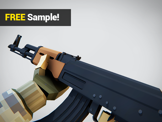 RELEASED] Low Poly FPS Pack - Free (Sample) - Unity Forum