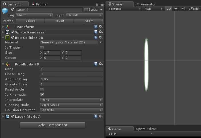 OnCollisionEnter2D not working - Unity Forum