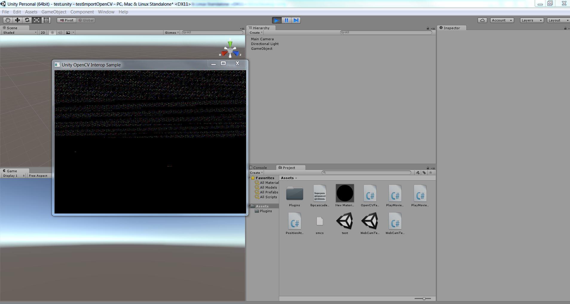 Tutorial] Using C++ OpenCV within Unity - Unity Forum
